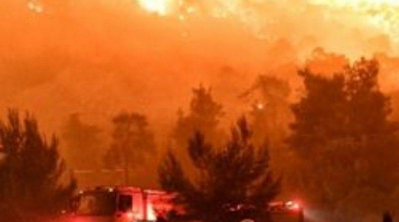 Πρόληψη πυρκαγιών στο Νευροκόπι και τις Κοινότητες του.